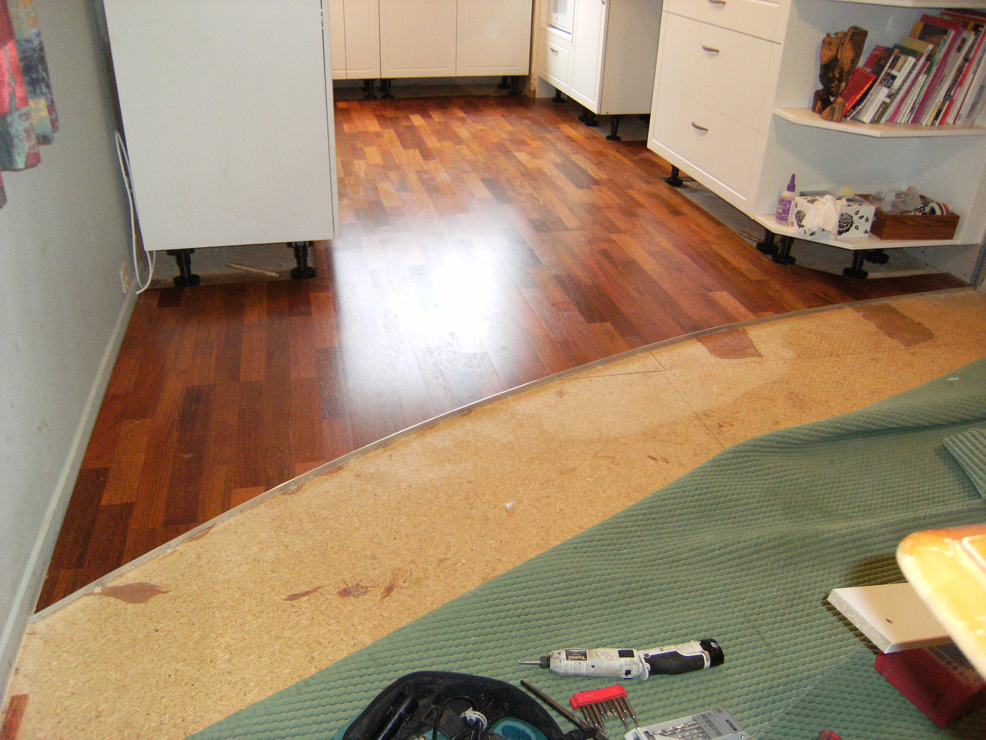 Laminate Flooring Curved Edge Laminate Flooring